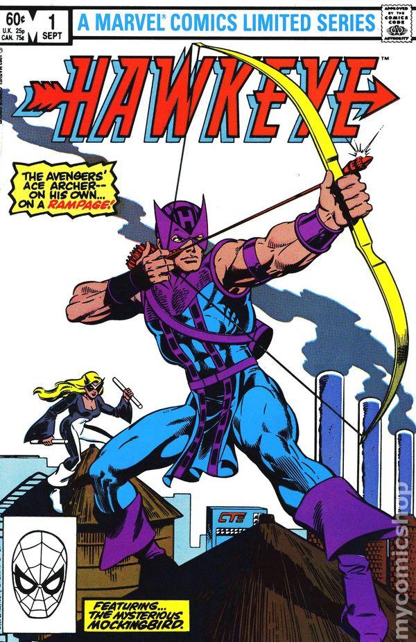 Hawkeye, le comics