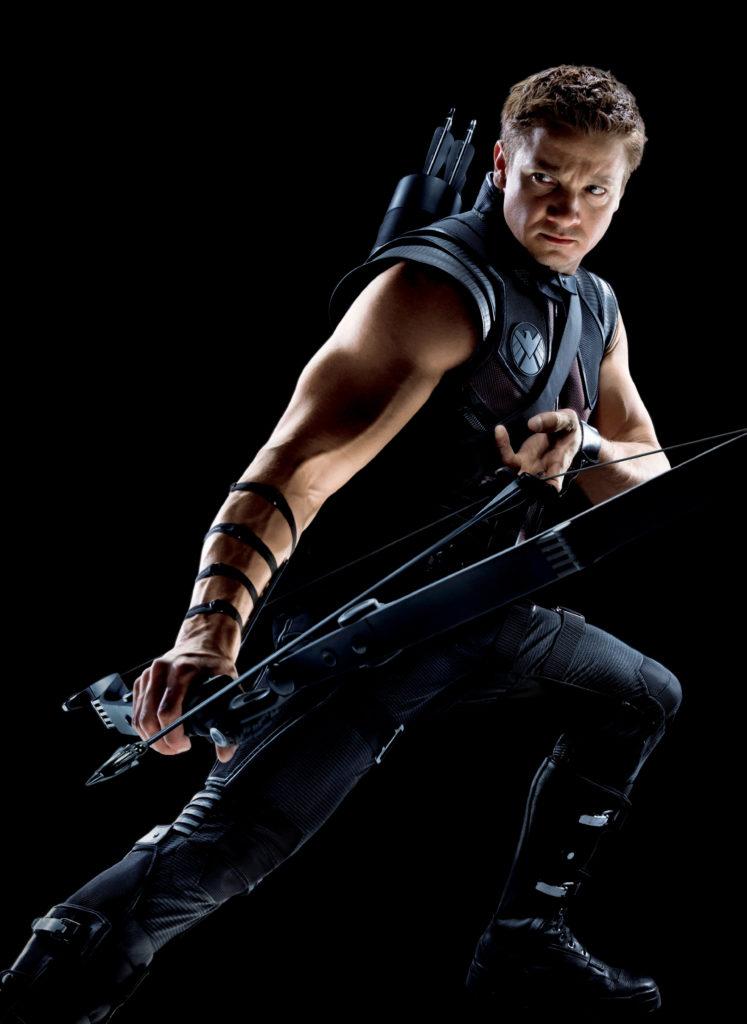 Jeremy Renner, interprète de Hawkeye