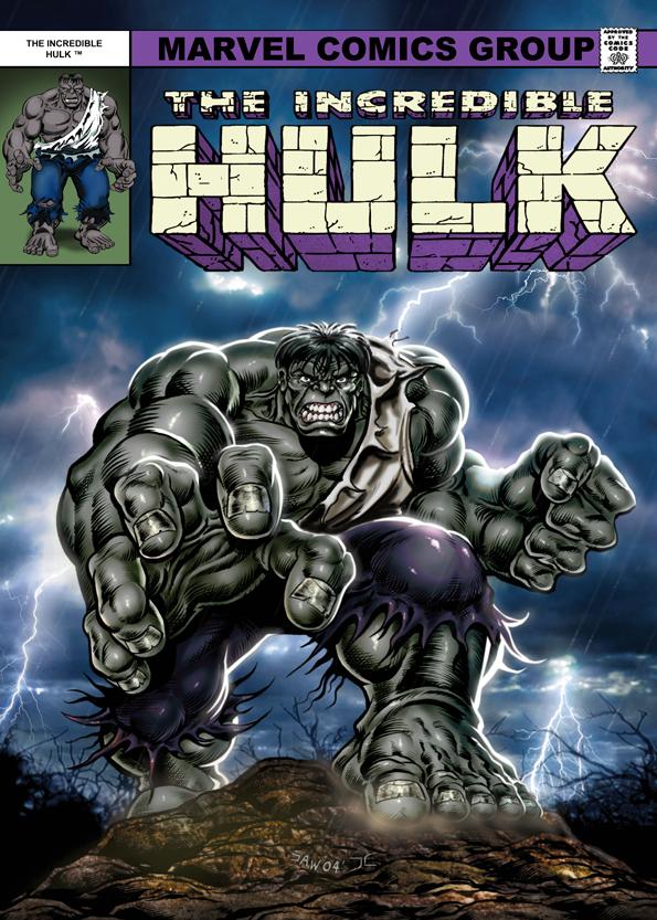 Hulk-Comics
