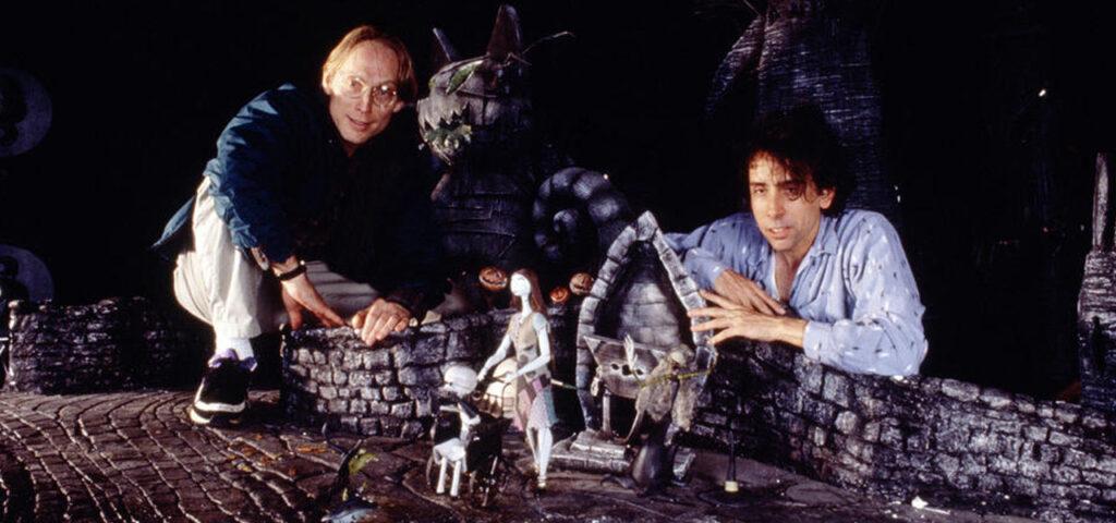 Henry Selick et Tim Burton